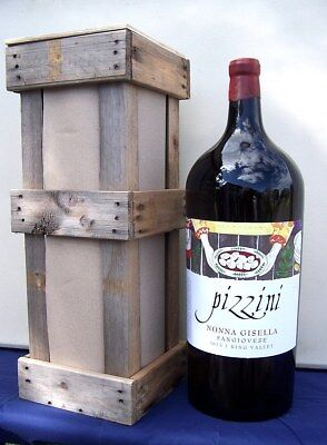 2013 PIZZINI Nonna Gisella Sangiovese 9L (equiv of 12 bottles) Isle of Wine