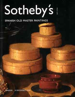 Sotheby's Spanish Old Master Paintings Late Gothic & Early Renaissance Paintings