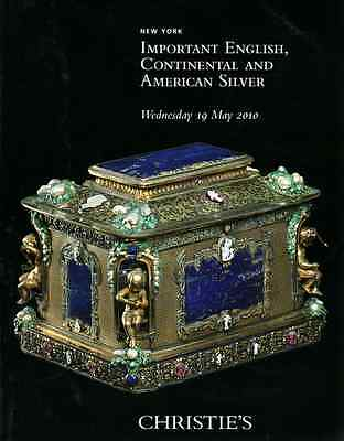 Christie's Important English, Continental & American Silver