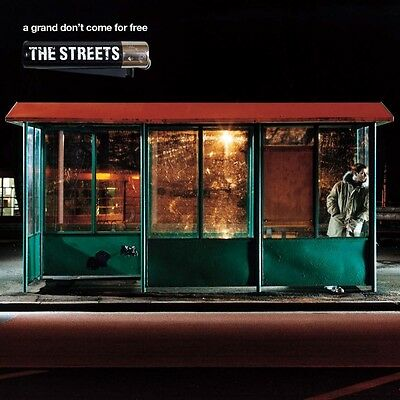 The Streets - A Grand Don't Come For Free - 2 x Vinyl LP *NEW & SEALED*