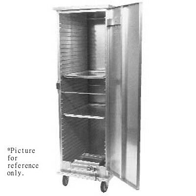 Carter-Hoffmann E8623H Mobile Heated Cabinet