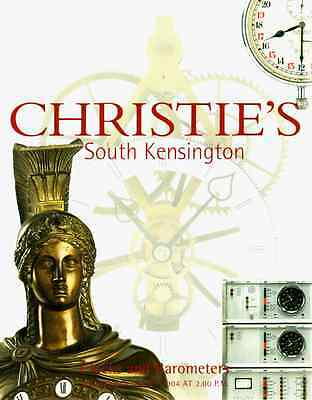 Christie's Clocks & Barometers