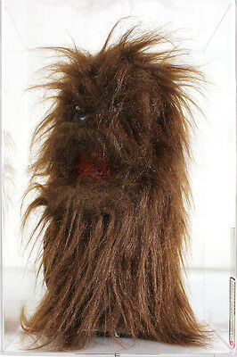 Vintage Star Wars Foreign / Rare Canadian Regal Toy Limited Chewbacca Plush Hand