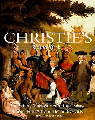 Christie's Important American Furniture