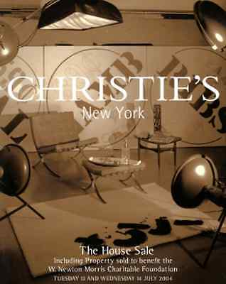 Christie's W. Newton Morris Collection + House Collections