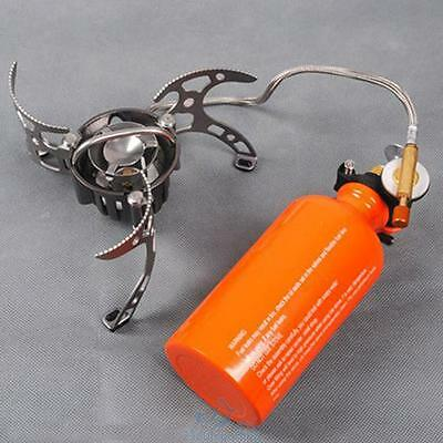 Portable Multi Fuel Outdoor Gas Stove Backpacking Picnic Oil Furnace Camping New