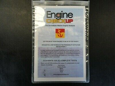Briter Innovations Engine Checkup Marine Engine Analysis Kit Bri Ecu-6 Boat