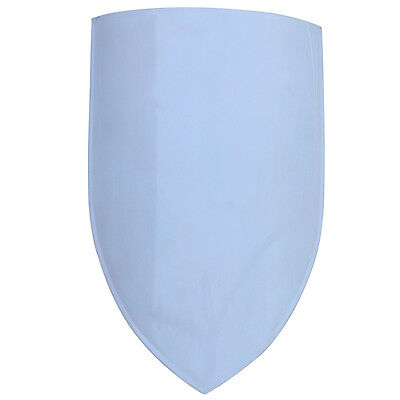 Classic European Medieval Blank Heater Shield to Customize