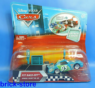 Disney Cars Launch & Racer /  R5549 / Spare o Mint / No.93