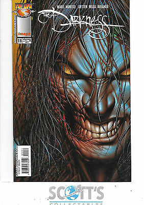 Darkness   #11   NM   Vol 2   (Image)