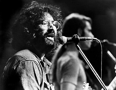 20x16 Poster Jerry Garcia The Grateful Dead #2880