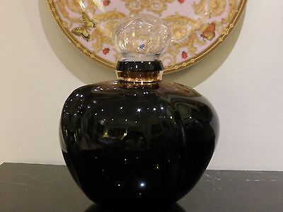 "Christian Dior Poison Large Empty Perfume Factice Bottle  9"" Tall"