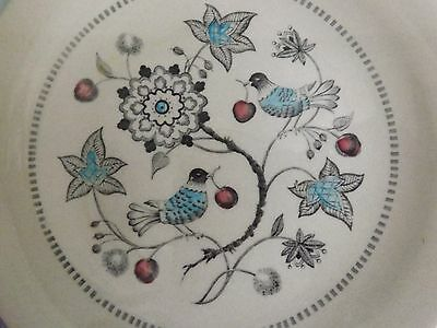 7 Johnson Brothers Staffordshire Old Granite Bread Butter Plate Cherry Thieves