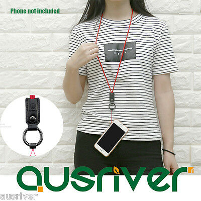 Brand New Baseus 3Colour Durable Neck Rope Hanging Phone Strap for iPhone 7 Plus