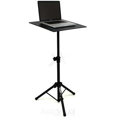 Gorilla Stands Projecteur Ordinateur portable Table Réglable Trépied DJ Disco