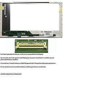 "LP156WH4(TL)(A1) Display LCD Schermo 15,6"" LED 1366x768 40 pin"