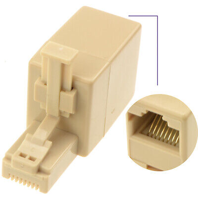 RJ45 Ethernet Crossover Adapter/Crossed Network Adaptor