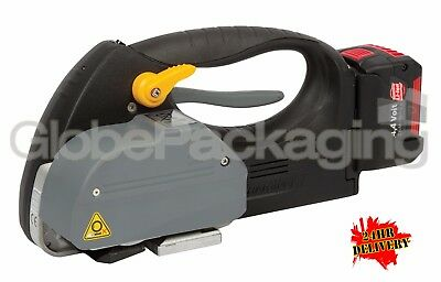 Heavy Duty Rxt-16 Friction Weld Battery Operated Pallet Strapping Tool Machine