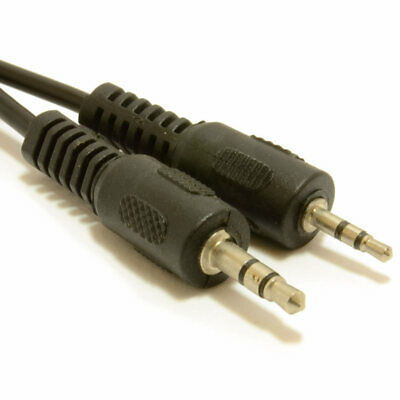 1m 3.5mm Stereo Jack Plug to 2.5mm Stereo Jack Cable