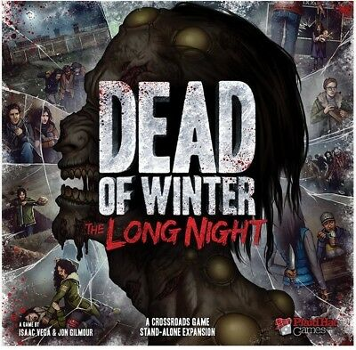 Plaid Hat Games - Dead of Winter: The Long Night Board Game
