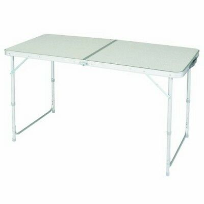 Wenzel 97927 Aluminum Camp Table NEW