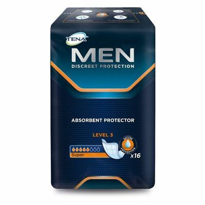 TENA MEN Level 3 Einlagen 16St PZN 10004915