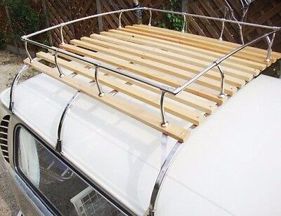 """EMPI 1950-1979 Type 2 VW Bus """"Knock Down"""" Roof Rack, Painted"""