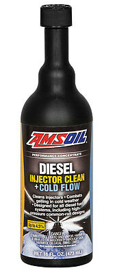 AMSOil Diesel Injector Clean + Cold Flow DFCCN