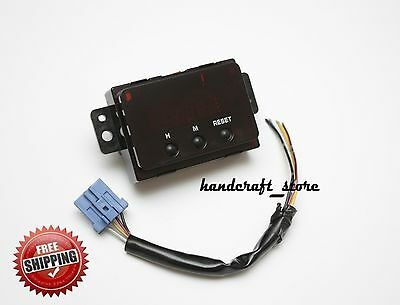 Honda Civic 96-98 rare edm Digital Clock VTi Si EK4 Amber Display EDM JDM EK9
