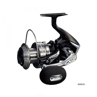 Shimano SPHEROS SW 6000HG Spinning Reel New From Japan