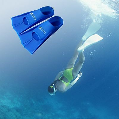 Meetsupplies Snorkeling Diving Swimming Training Swim Fins Flippers Youth &Adult