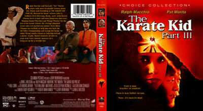 The Karate Kid Part III [New Blu-ray] Manufactured On Demand, Ac-3/Dolby Digit