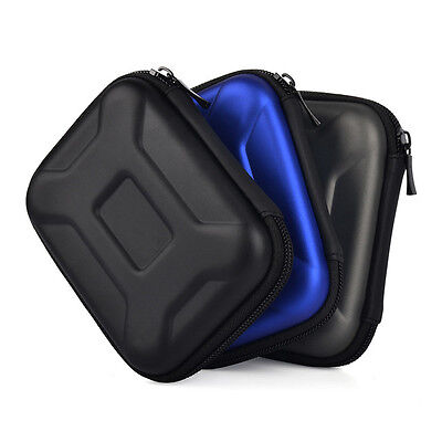 """2.5"""" Portable External Hard Disk Drive HDD Bag Carry Case Pouch Cover Pocket"""