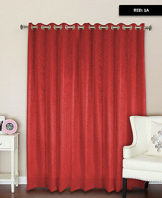 Saaria ST1 Velvet Screen Home Decor Curtains Event Stage Drapes Backdrop 8/'Wx8/'H