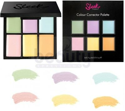 Sleek Make up - Colour Corrector Palette For a Perfect Base