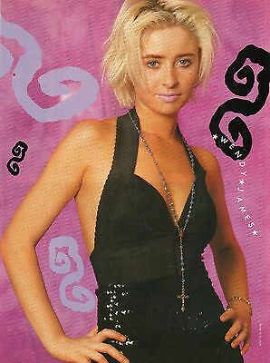 Wendy James  Transvision Vamp                     Mini Poster / Picture (MG62)