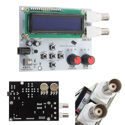 DDS Function Signal Generator Module Sine Square Sawtooth Triangle Wave Kit NEW