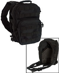 US Assault Pack One Strap small, Rucksack,Wandern,Outdoor,Military,Camping -NEU-