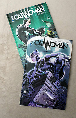 Catwoman 1 & 2 - Editions Urban Comics