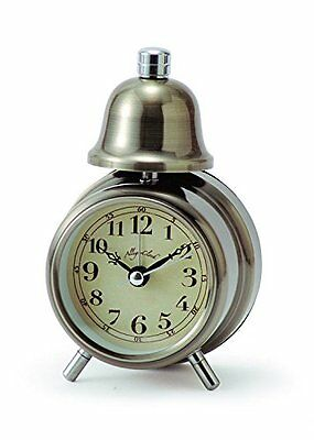 table clock Allegro clock Gold from JAPAN
