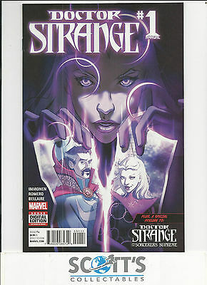 Doctor Strange Annual   #1   New   (Bagged & Boarded)  Freepost
