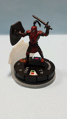 Marvel HeroClix • Superior Foes of Spider-Man: #064 Spider-Knight (Chase) + Fx