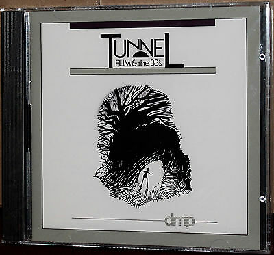 DMP CD-447 CD: FLIM & THE BB's - Tunnel - OOP 1984 USA SEALED