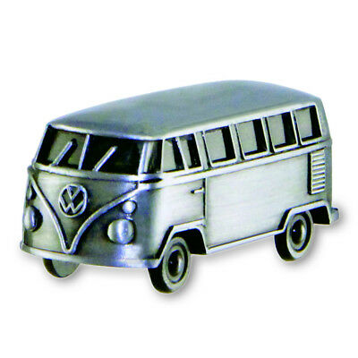 Official VW Camper Van T1 Metal Fridge Magnet in gift box - Pewtar