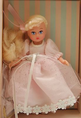 "Madame Alexander Storyland Classics 5"" Petite Doll Rapunzel Pink Gown"