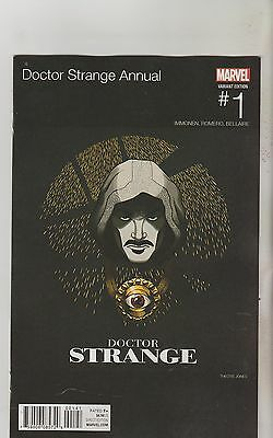 Marvel Comics Doctor Strange Annual #1 November 2016 Hip Hop Variant Nm