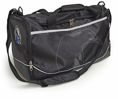 Collingwood Magpies - AFL Official Team Logo Sports Carry  Football Training Bag