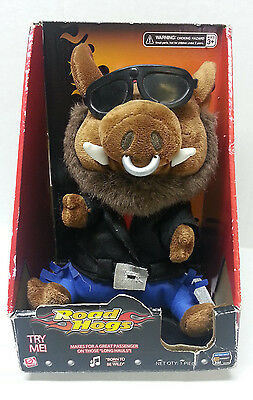 Gemmy Road Hog Dancing Singing Sings Born To Be Wild  New in Box See Video