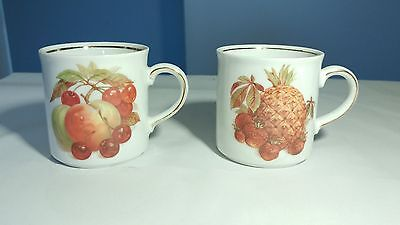 Winterling WIG224 Roslau Pair of Mugs in Excellent Condition
