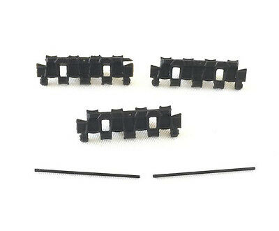 Heng Long Jagdpanther Panther G 1/16 plastic  track 3 x pieces  with pins